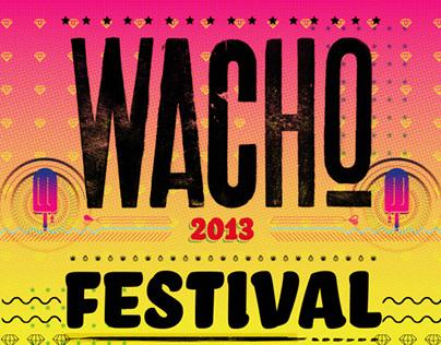 Wacho - Festival de electrocumbia | Piezas Nivel 1