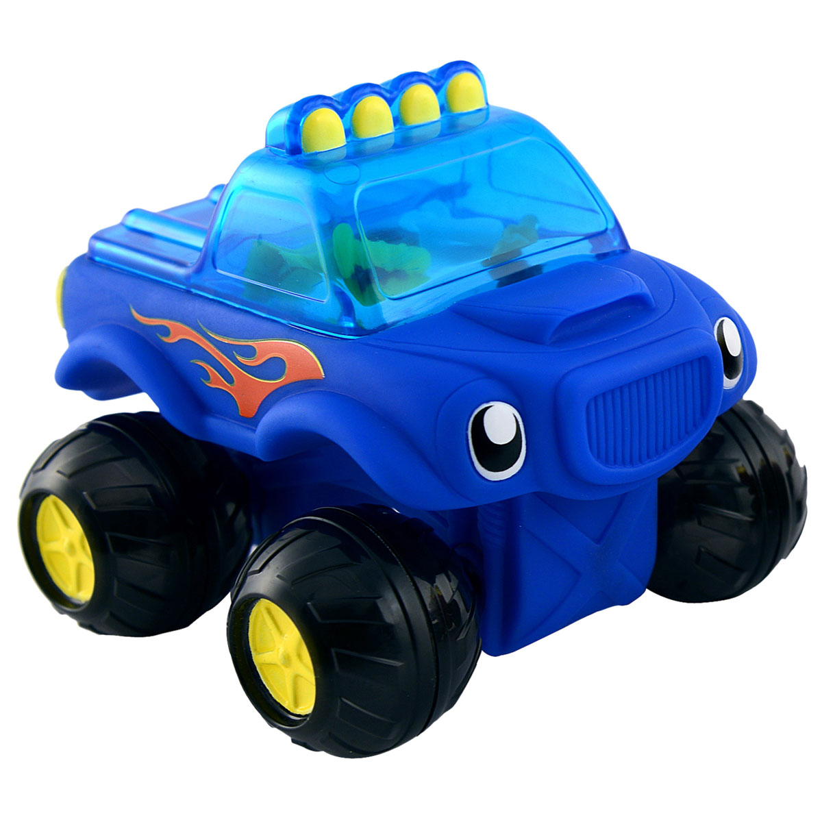 MONSTER TRUCK bath toy