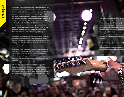 Nashville Music Industry Study
