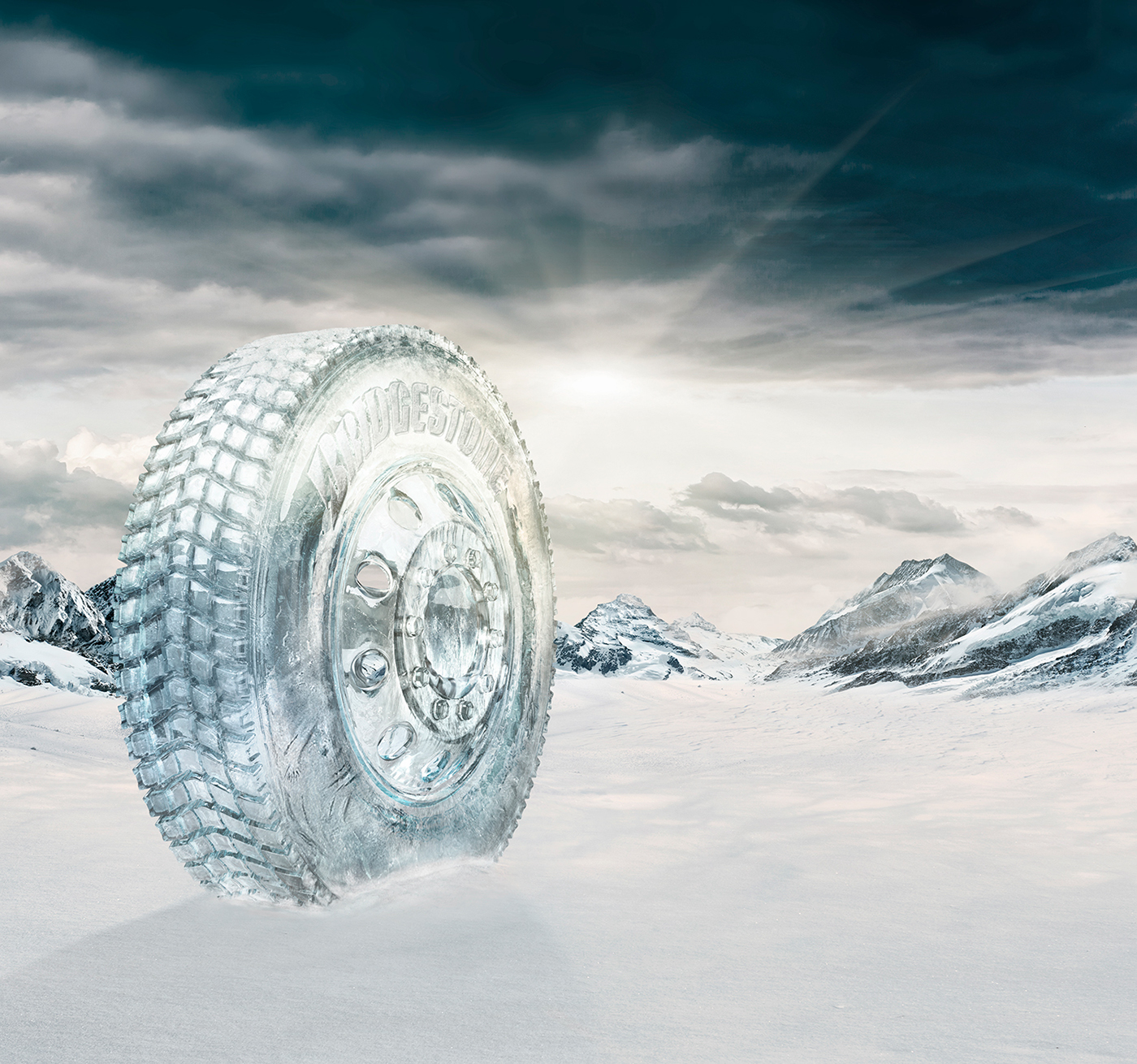 Bridgestone Ice Tire