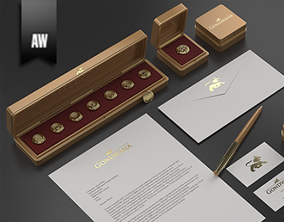 Gondwana Gold Coins Collection-Packaging