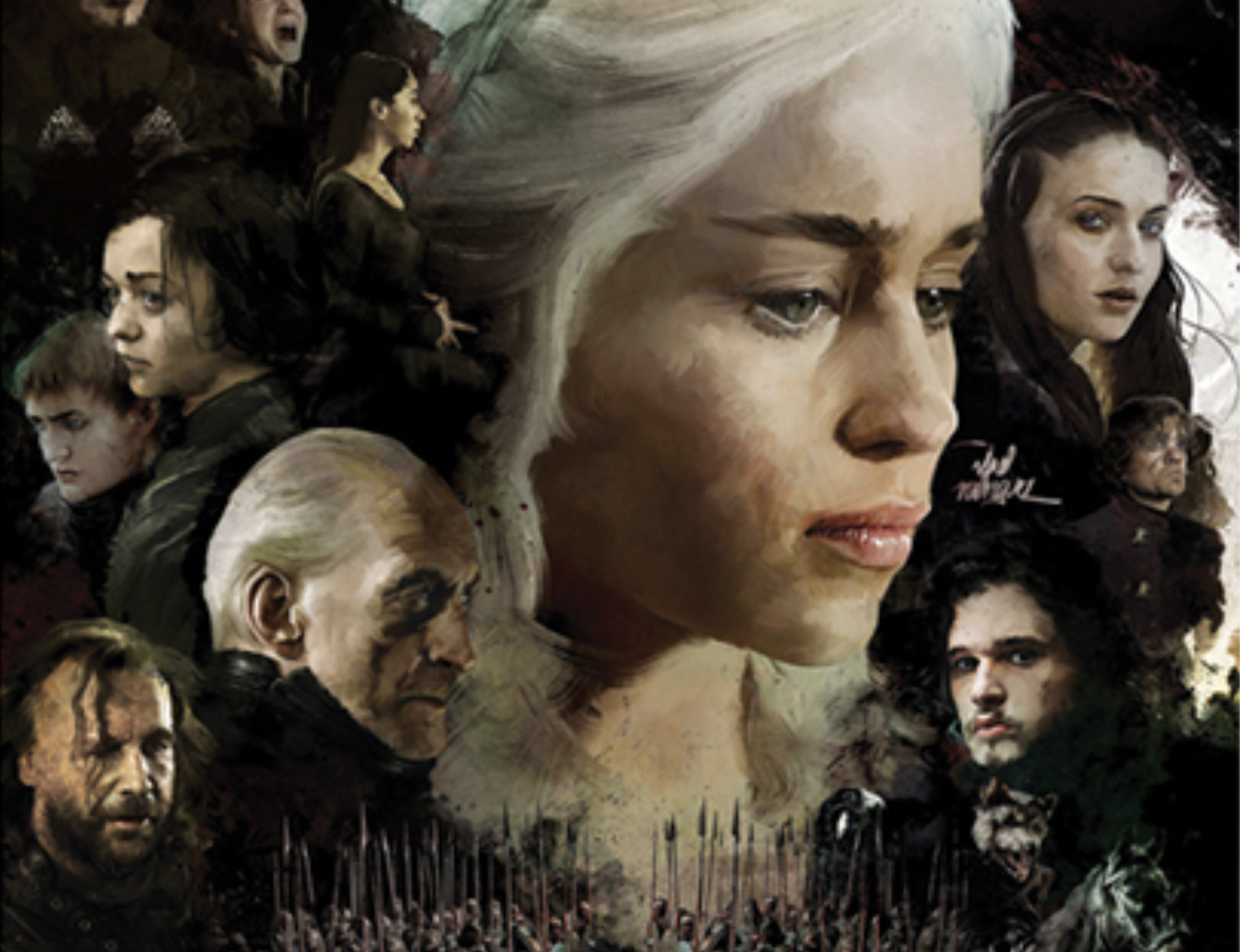 Artwork 'Game Of Thrones'