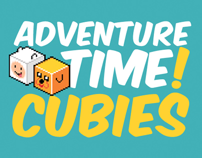 Adventure Time Cubies