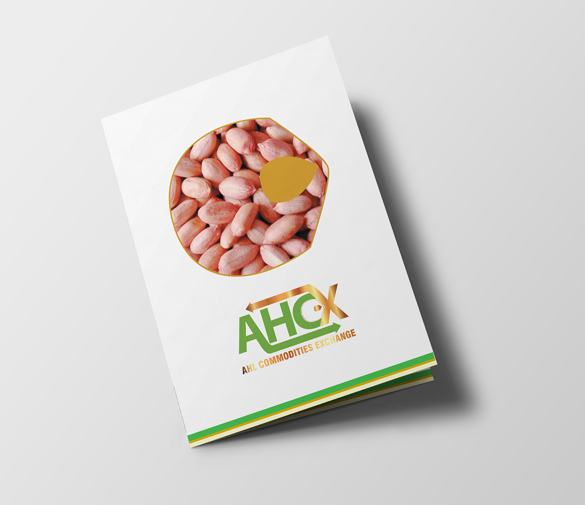 Identity design for AHL Commodities Exchange Limited