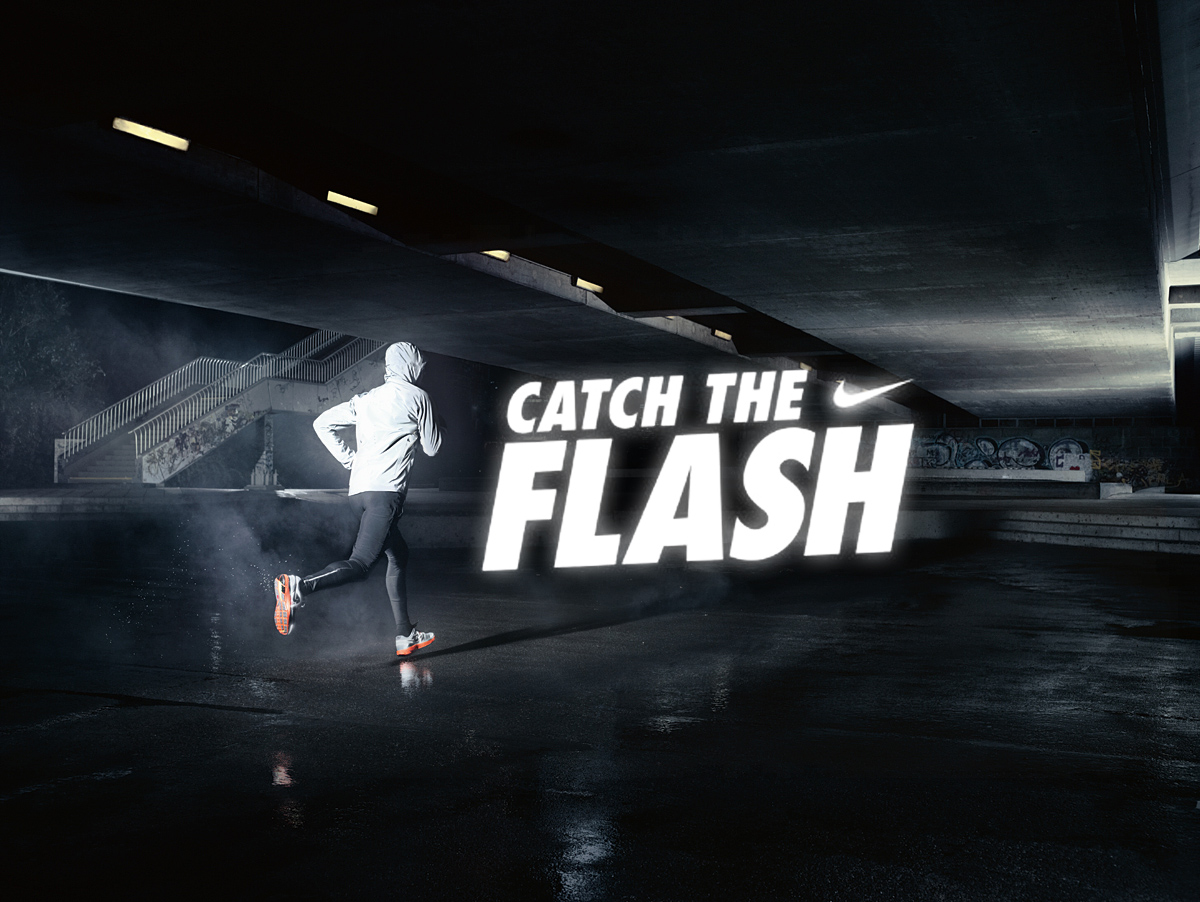 Nike 'Catch the Flash'