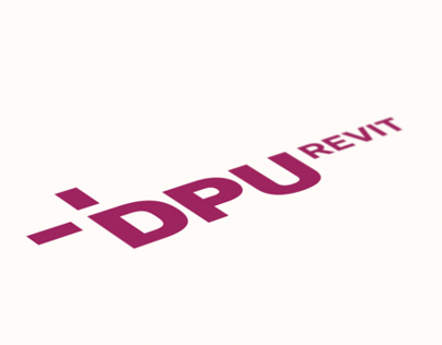 DPU REVIT Ltc. - logo design
