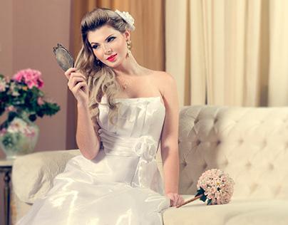 Vintage Bride | Retouch