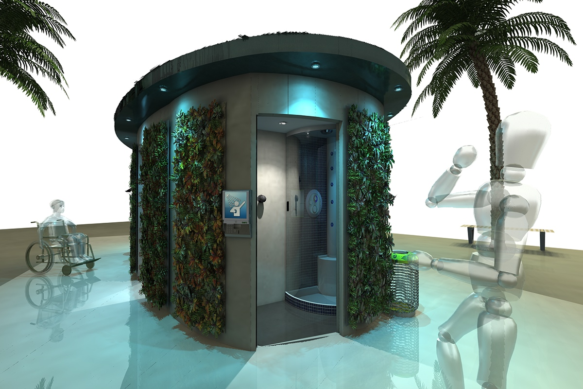 Eco-Shower
