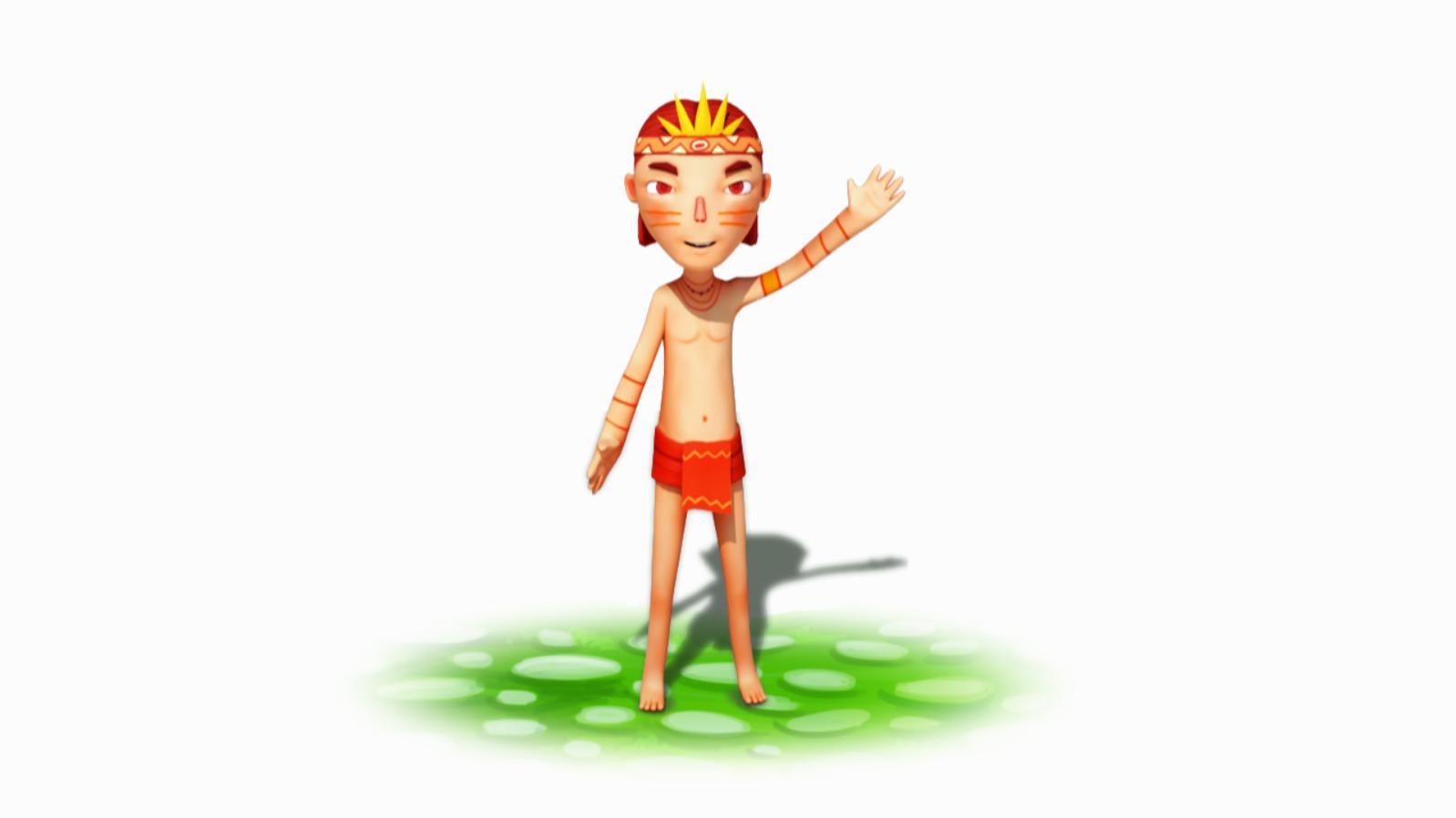 Animación Inca Mitayo