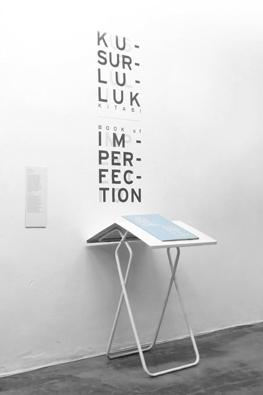 Kusurluluk Kitabı - Book of Imperfection