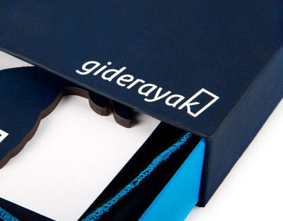corporate identity / giderayak