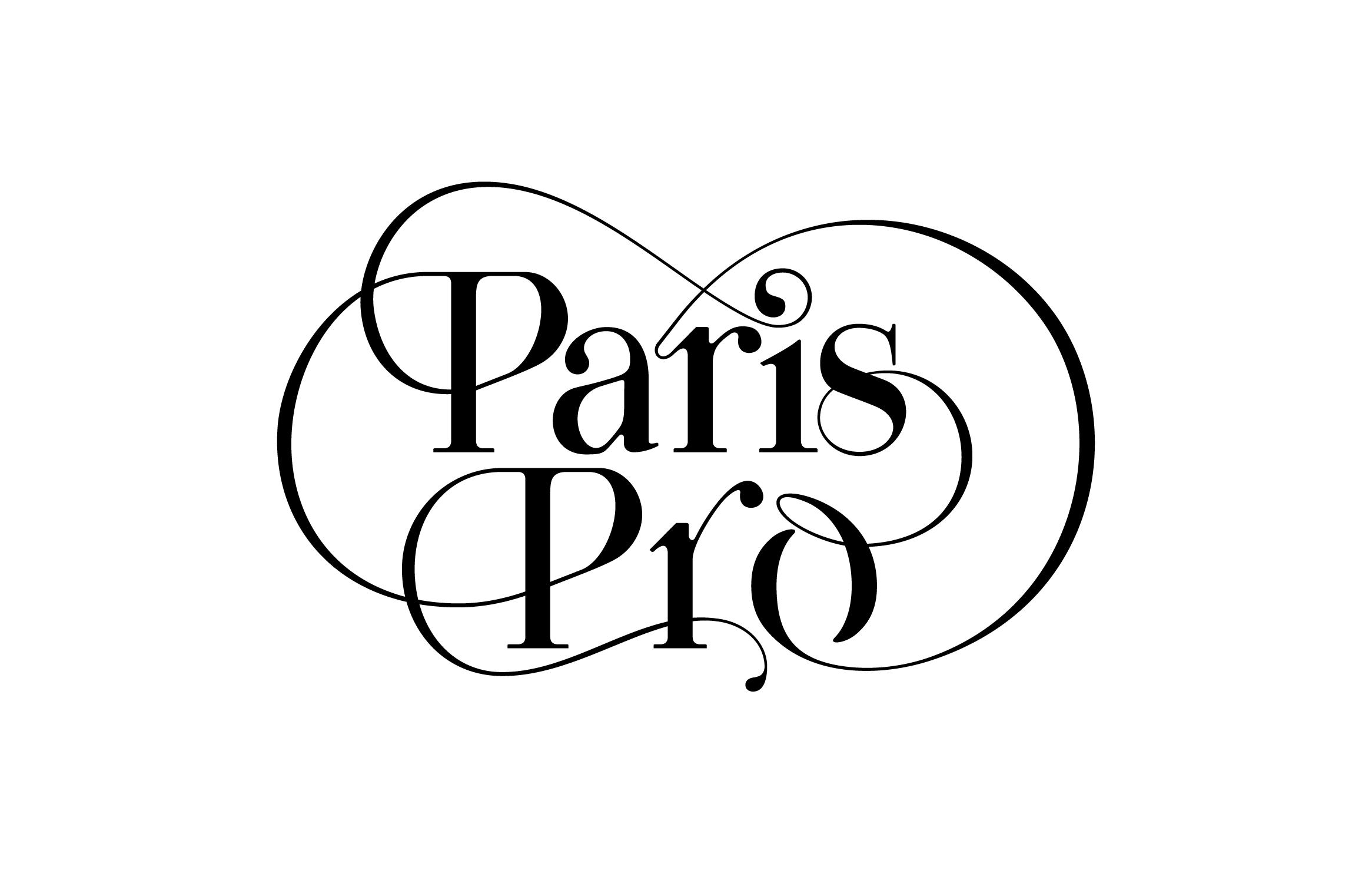 Paris Pro |  New Typeface for Fashion by Moshik Nadav