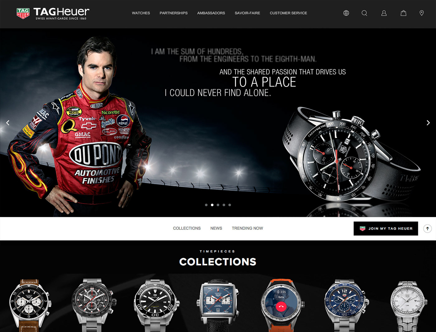 Tag Heuer: Going Beyond