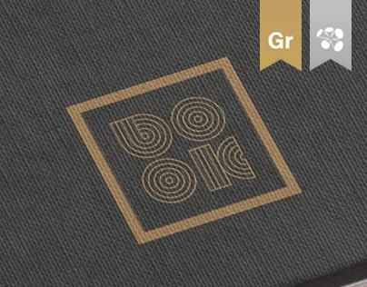Logo // Book // Publishing House