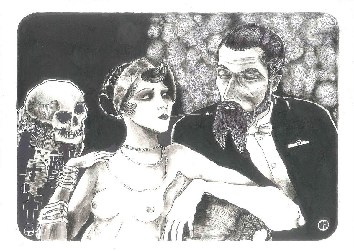 Death & The Master, part. 1 The Pleasure Garden