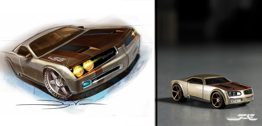Hot Wheels Designs