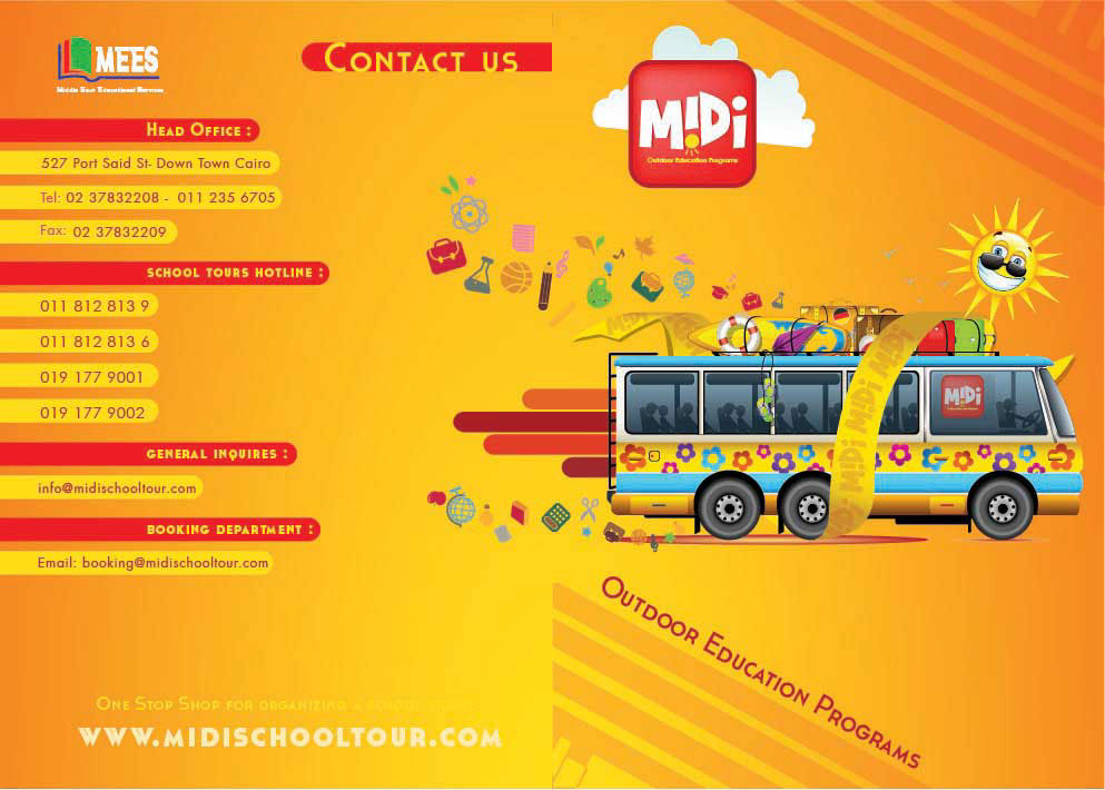 MIDI Catalogue for trips