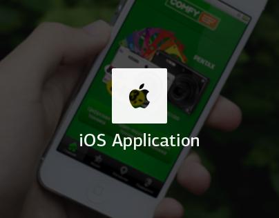 COMFY iPhone App 1.0