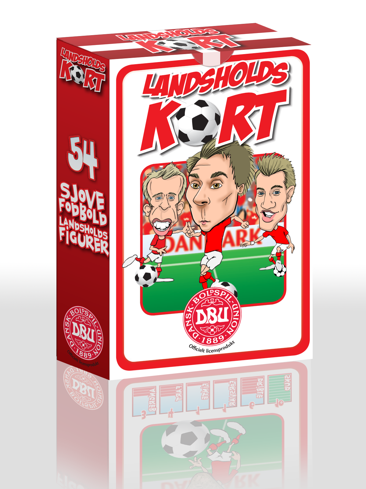 Caricatures football