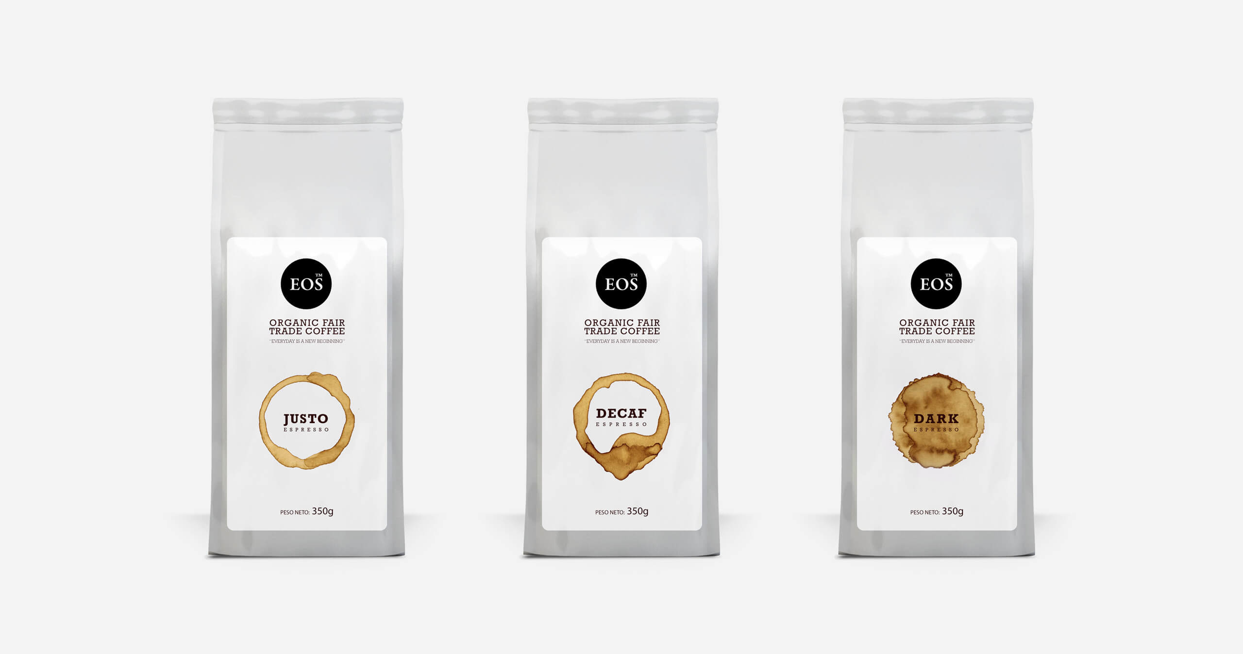 Eos Coffee Packaging
