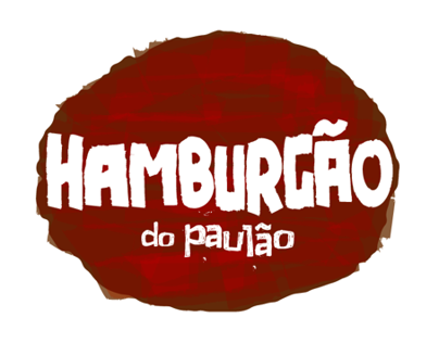 Brand HAMBURGÃO DO PAULÃO