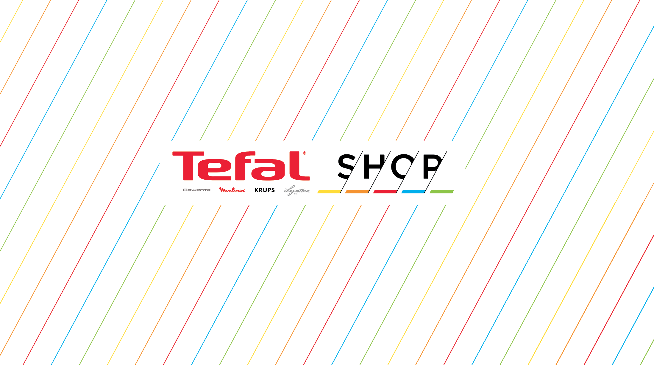 TEFAL Shop / identity and shop concept design