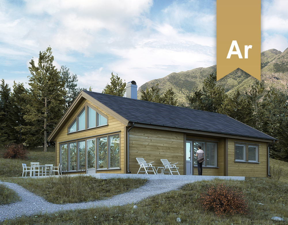 Sea and Mountain Cabins Part04_exteriors