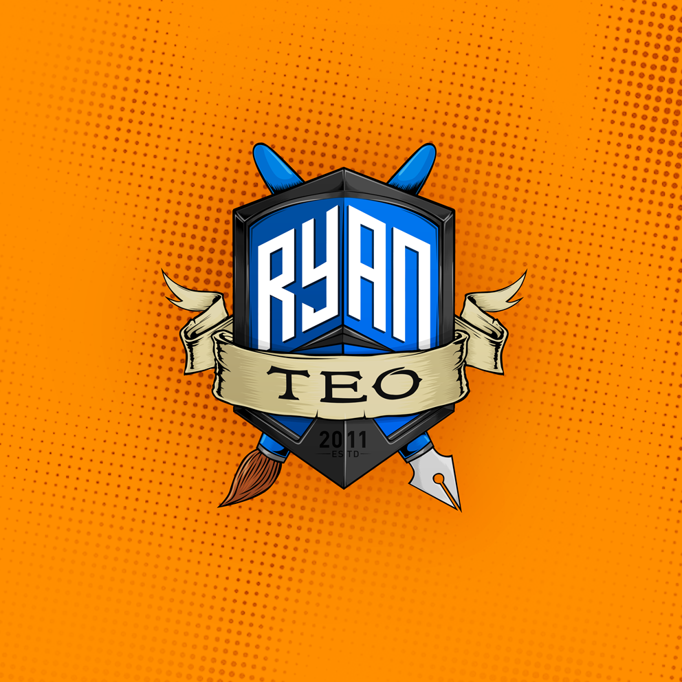 ryanteo 2014: The Great Rebrand