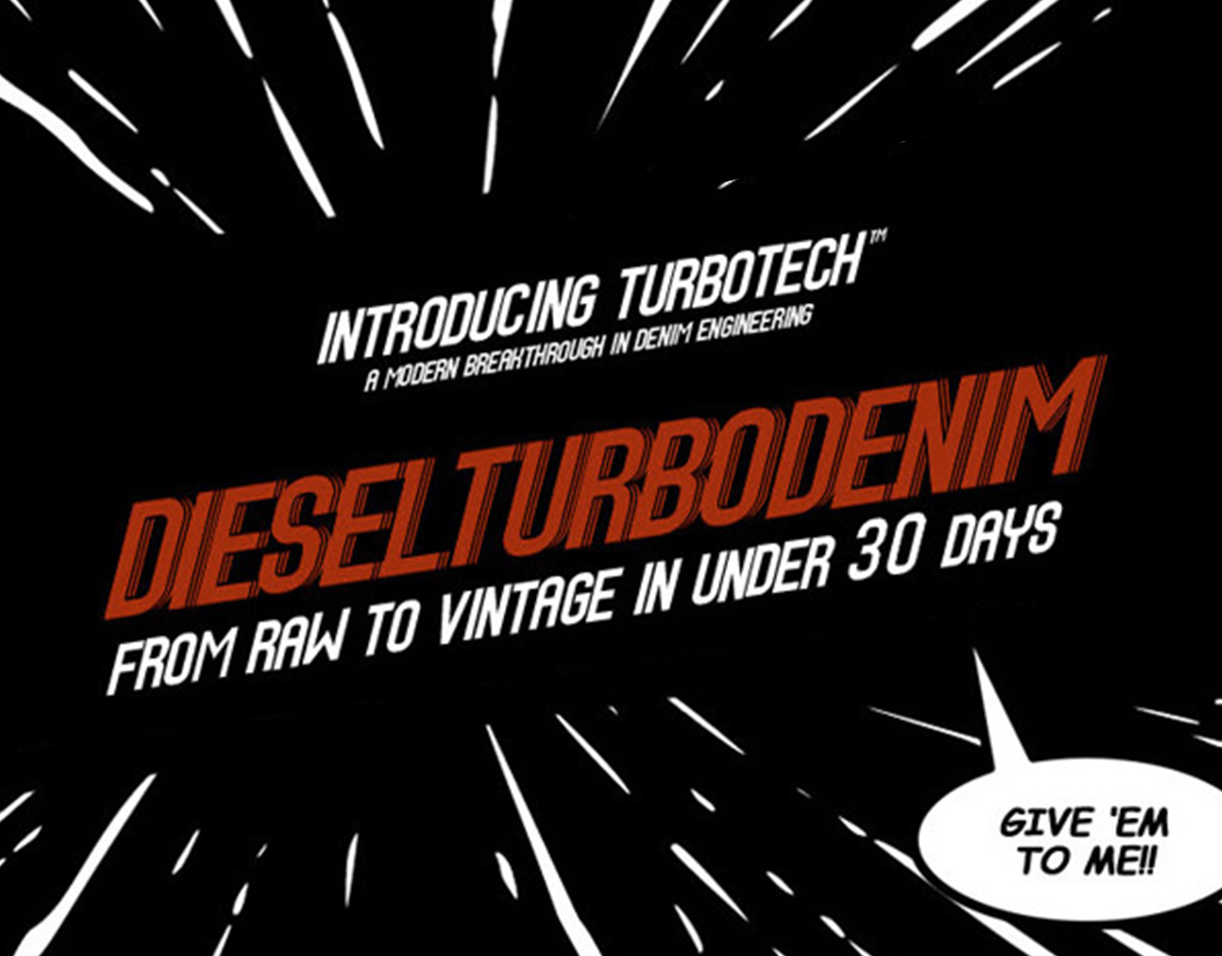 Turbodenim