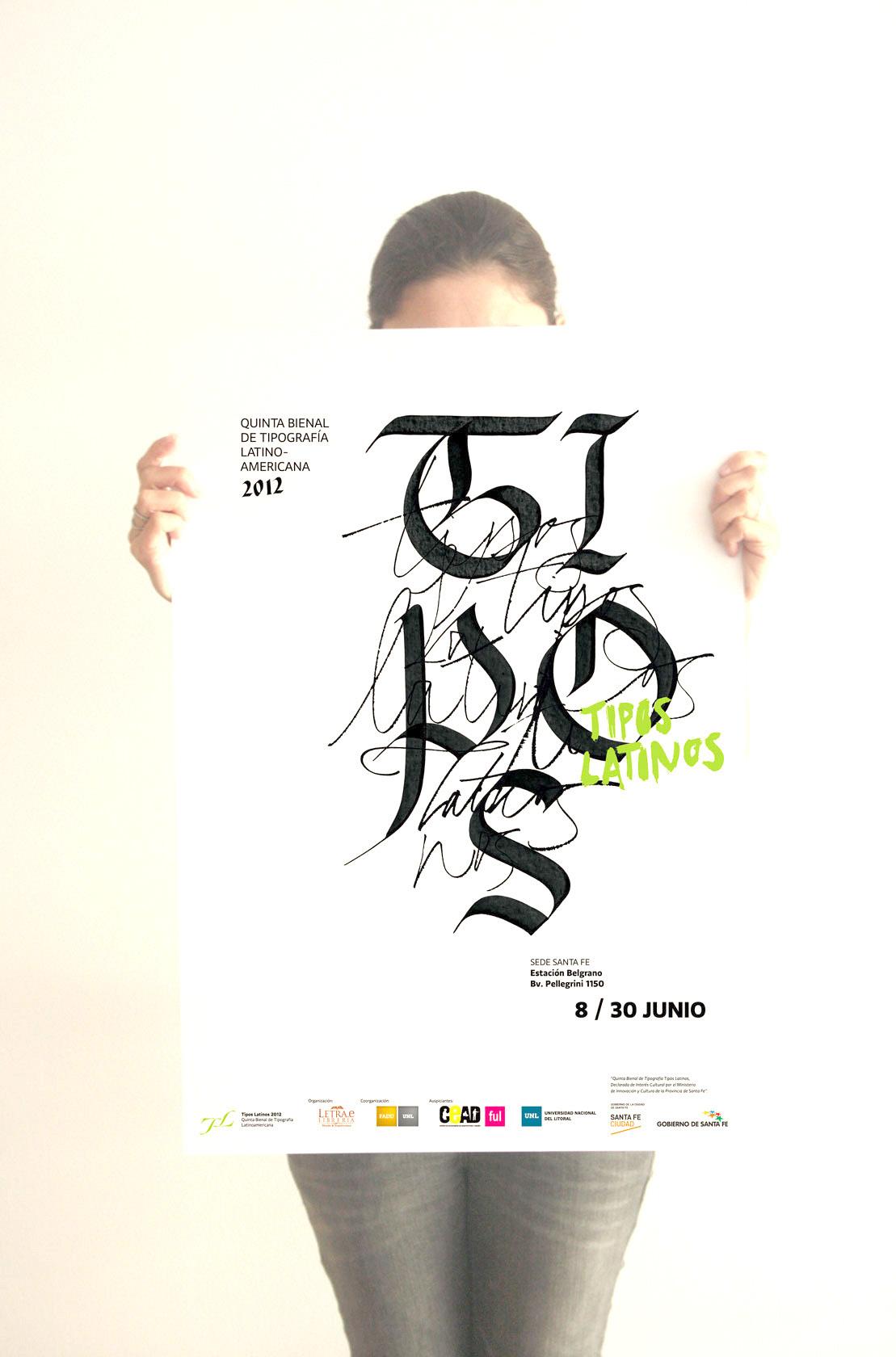 Tipos Latinos 2012. Santa Fe