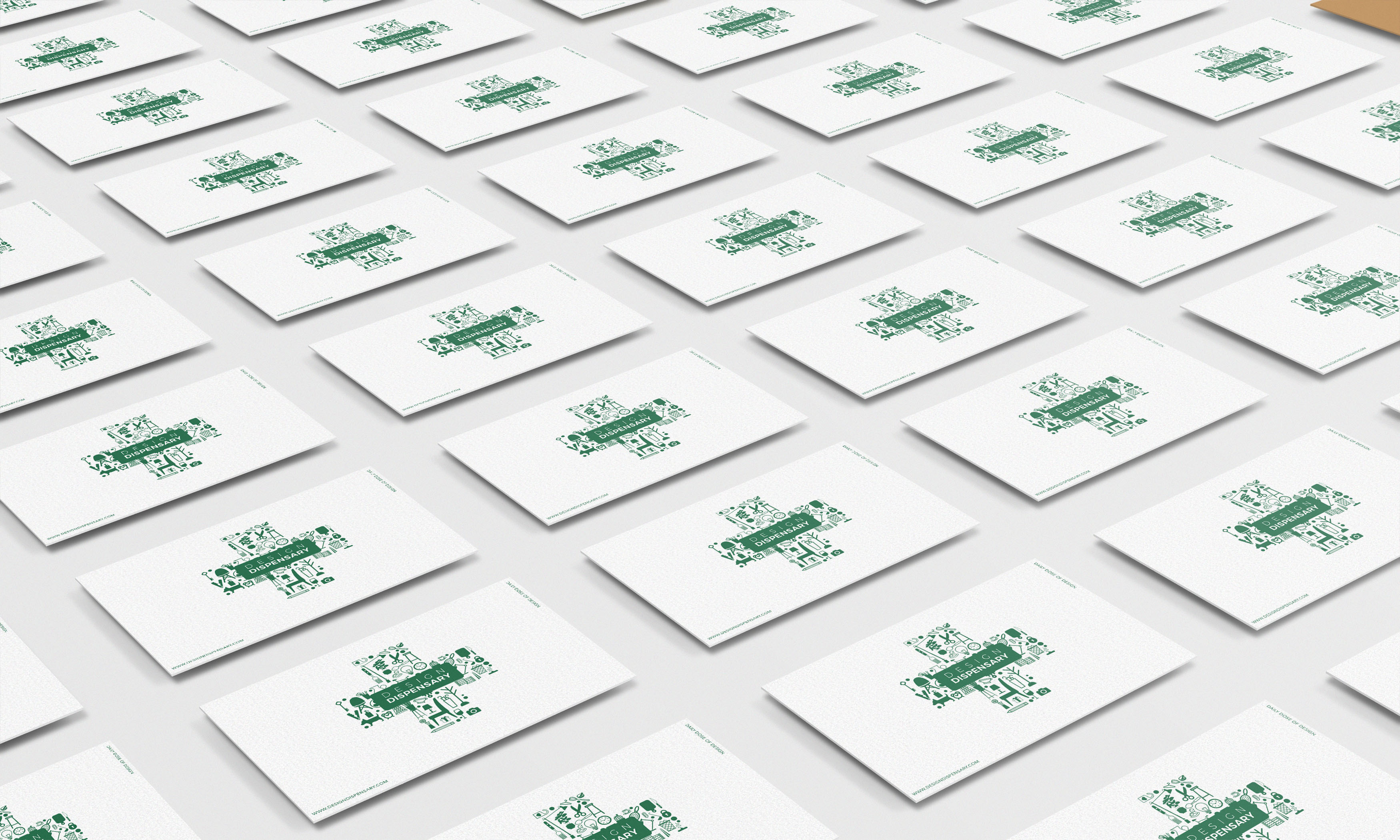 DESIGN DISPENSARY - IDENTITY DESIGN