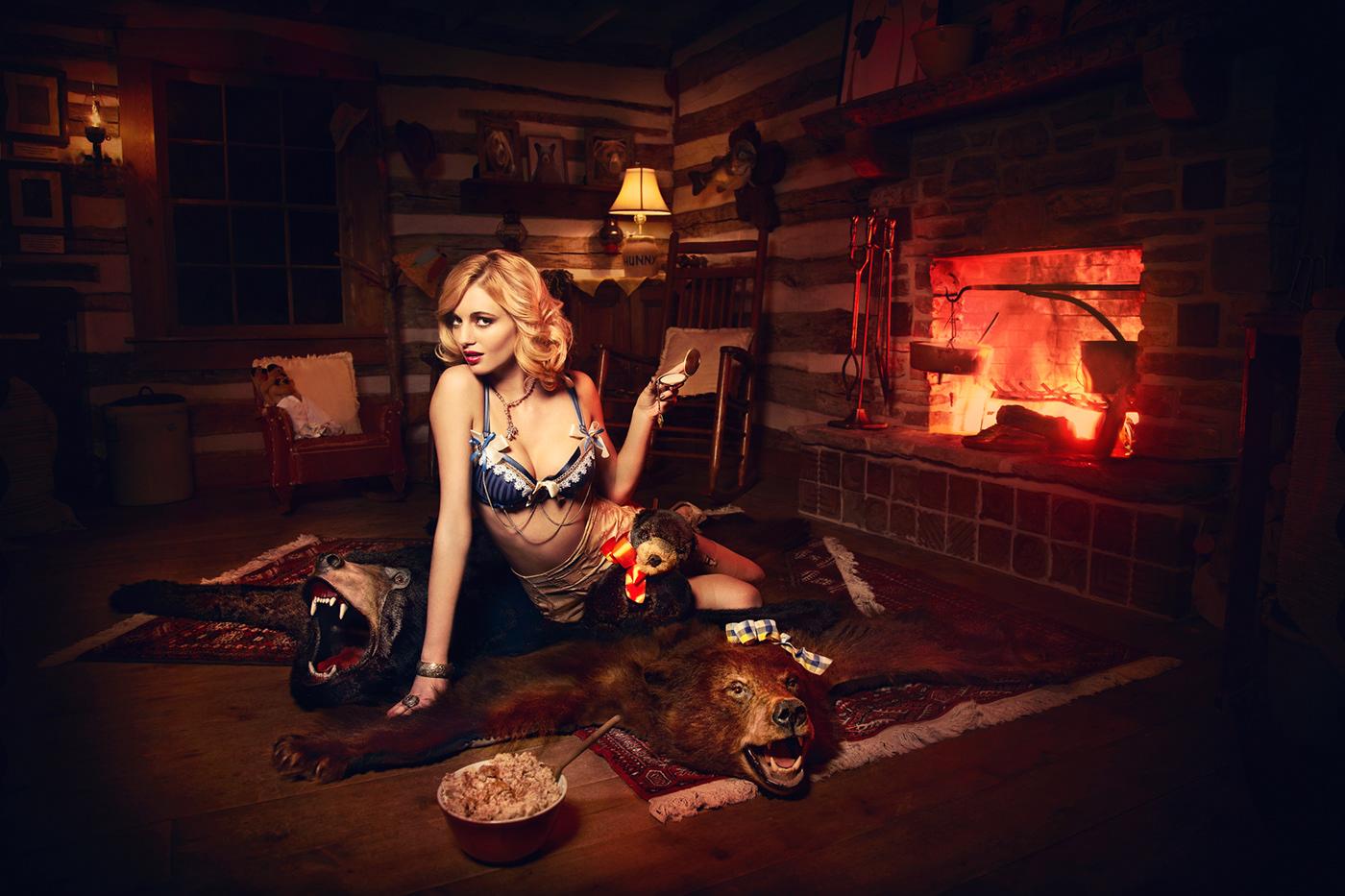 Fairy Fatales - Goldilocks