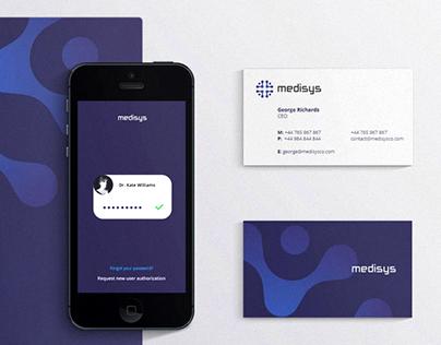 Medisys Brand Identity