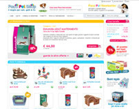 Paco Pet Shop - E-commerce