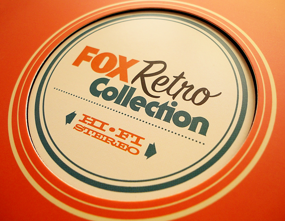 Fox Retro Collection