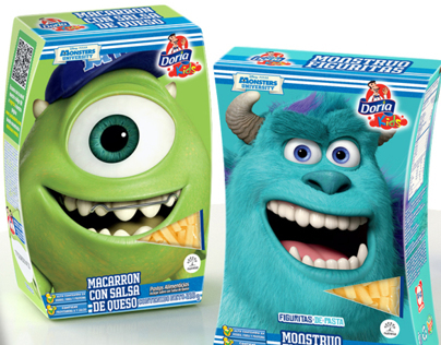Doria Kids Monsters University