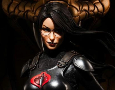The Baroness 1:6th scale collectible figure