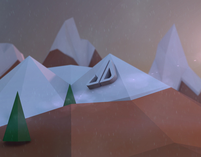 My First Low Polygon Attempt