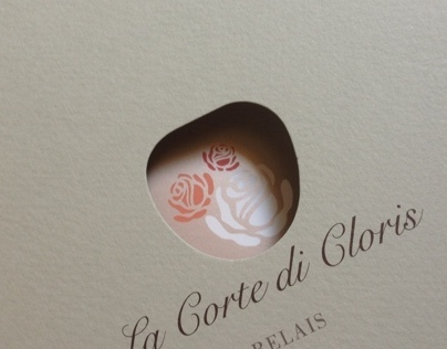 Brochure for Relais la Corte di Cloris