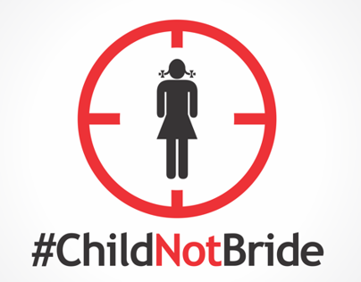 #ChildNotBride | The story behind the image