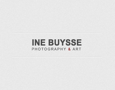 Web Interface inebuysse.be
