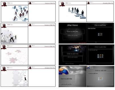Powerpoint Templates (Themes)
