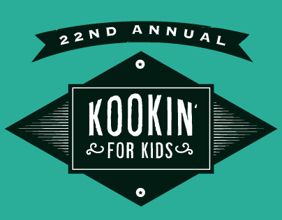Kookin for Kids Invitation 2013