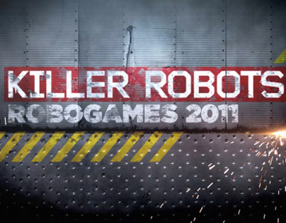 Science Channel Killer Robots Robogames 2011 Open