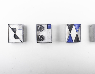 Color Sketches , I , II , III & IV .     2013