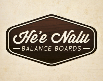 He'e Nalu Balance Boards