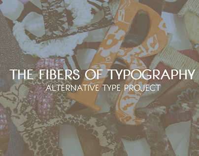 The Fibers of Typography