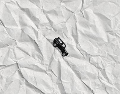 land rover defender (print ad)