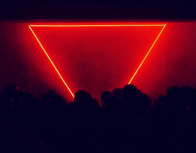 Shit Robot - Light Design show