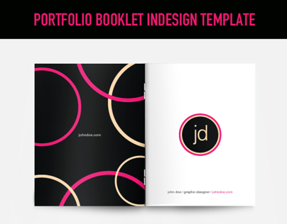 Portfolio Indesign Template